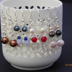 Selection of Pearl Earrings