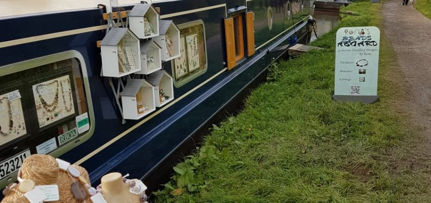 How to find a Roving Canal Trader