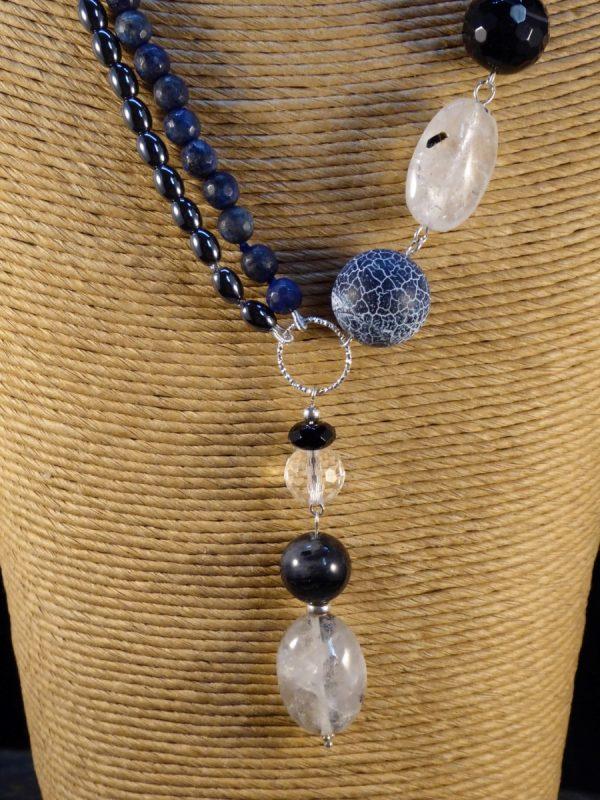 Handmade Beaded Gemstone Jewellery